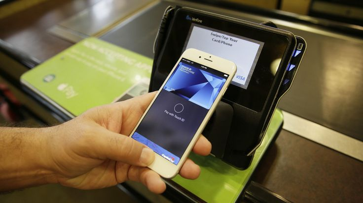 Apple Leads The (tiny) Mobile Payment World
