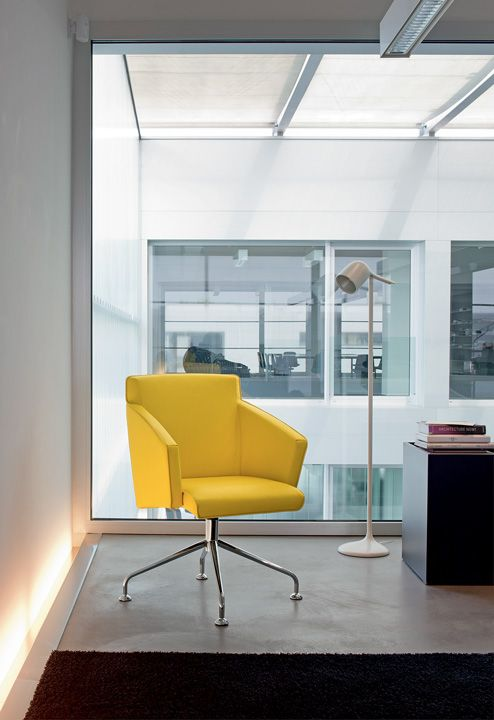 BUSINESS CLASS - Emmegi srl - OFFICE COLLECTION  ©Andrea Pancino  #contract #office #executive #seating