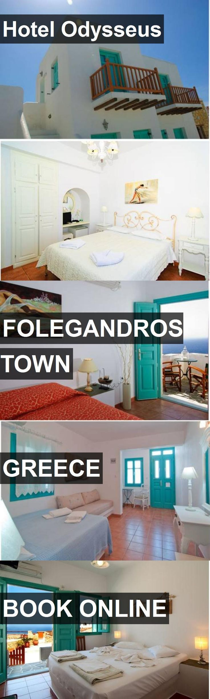 Hotel Odysseus in Folegandros Town, Greece. For more information, photos, reviews and best prices please follow the link. #Greece #FolegandrosTown #travel #vacation #hotel