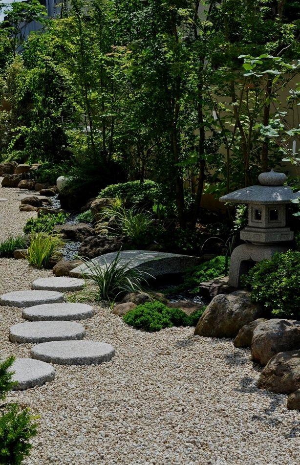 Japanese Garden: 60+ Photos To Create An Incredible Space! | Home Decoo #