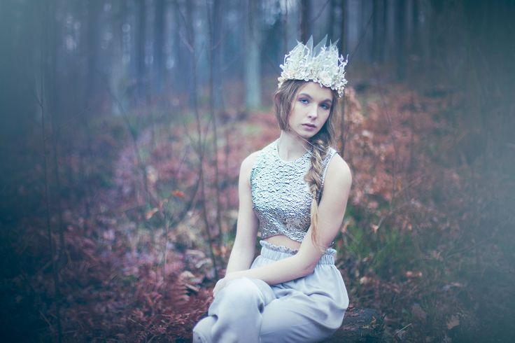 WINTER PRINCESS / Model: Ester H @ NMG Models / MUAH: Karin Fröderberg / Photography & retouch: Ida Boman - http://idaboman.com