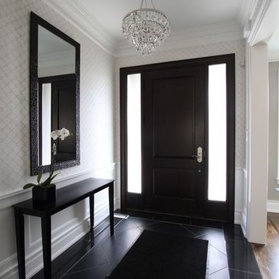 Simple entry way