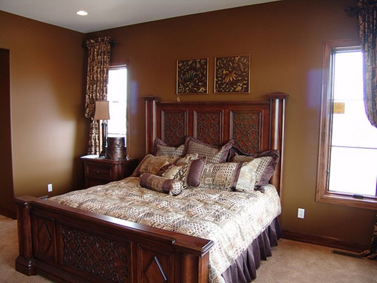 Tuscan Style Bedroom