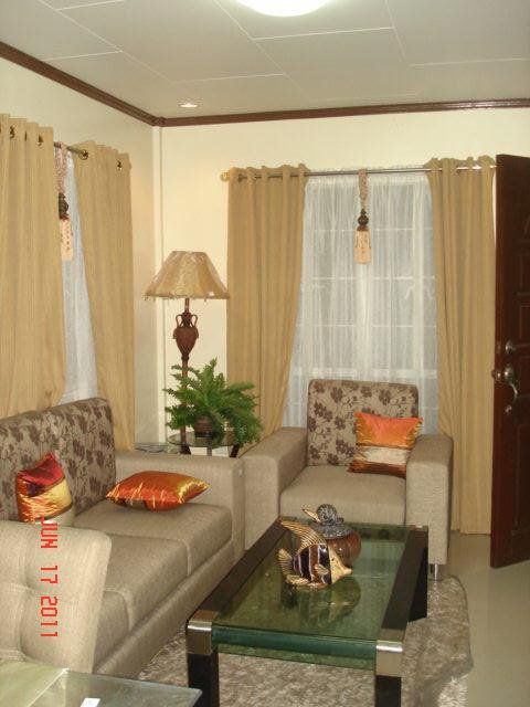 Simple Filipino Living Room Designs