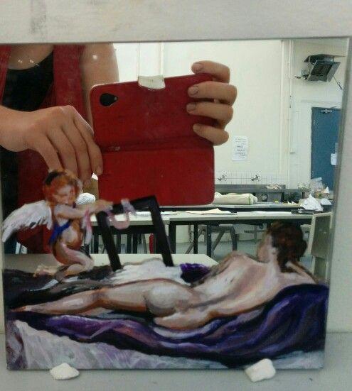 Mirror art