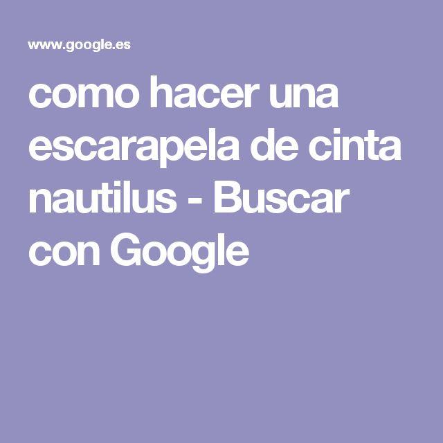 como hacer una escarapela de cinta nautilus - Buscar con Google