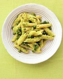 Two-Pea Pasta with Ricotta and Tarragon | Recipe | Pesto, Pasta with ...