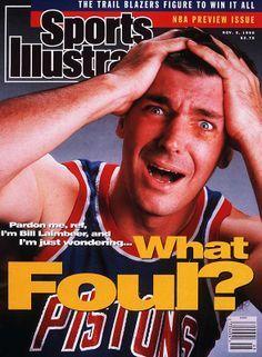 1989 detroit pistons | 1989-90 Detroit Pistons - Unsportsmanlike Conduct - Photos - SI