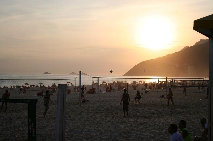plage d'ipanema, Rio de janeiro