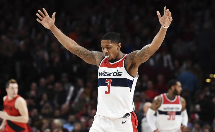 Wizards' Bradley Beal headed to his first NBA All-Star Game, John Wall makes fifth straight