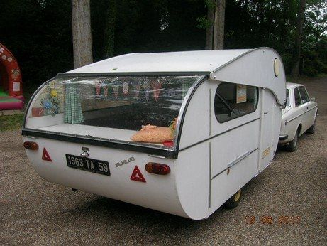 17 Best Images About Vintage Trailers And Camper Vans On