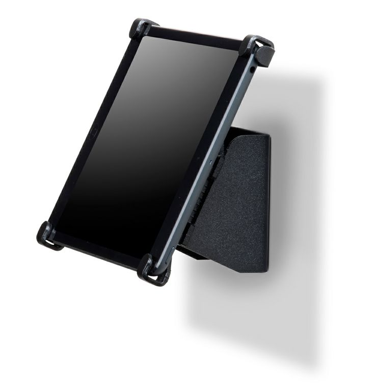 Wall Mount Ipad Mini Secure Light Weight 2 Piece Frame