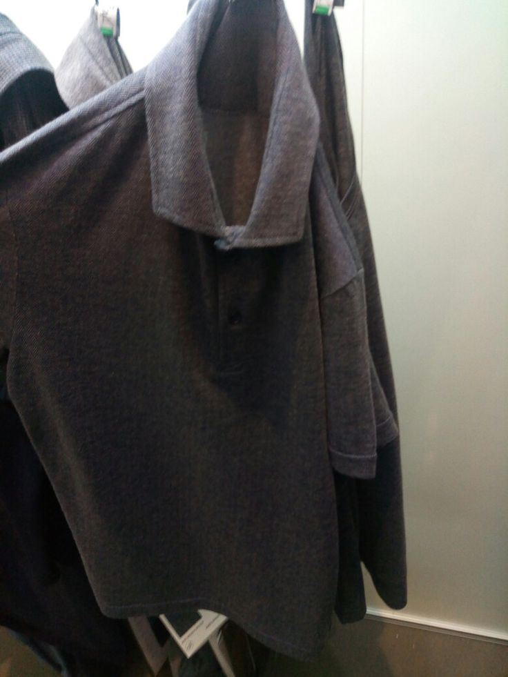 Polo made in a cut and sew cotton knitt.