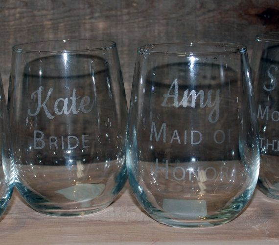 Listing for Fourteen (14) 17 oz Stemless Wine Glasses. Other quantities available. These 17 oz. Stemless wine glasses feature a simplicity