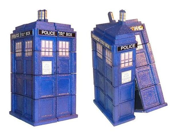 Tardis Rubik's Cube. Where do I find one?