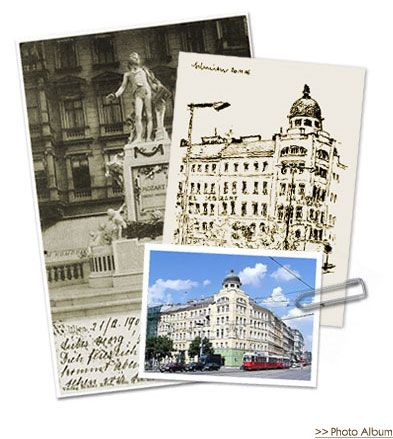 Hotel Mozart, Vienna