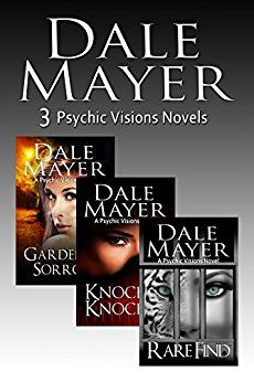 Psychic Visions: Books 4-6 by [Mayer, Dale]