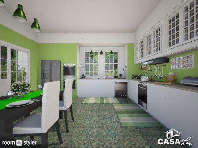 Green Kitchen (Kitchen)