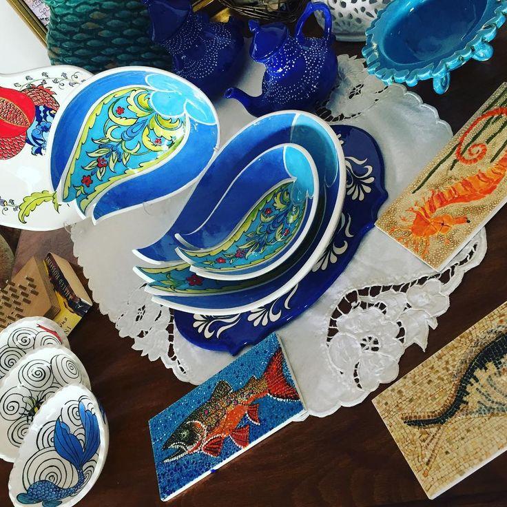 Başarılı bir fırınlama olmuş... artık böylece yola devam. #bodrumda #çini #art #artwork #sanat #tileart #turkishtiles #turkuaz #mavi #mosaic #mosaico #lale #denizatı #tulips #seahorse http://turkrazzi.com/ipost/1521767778306485123/?code=BUeZ7tQl-uD