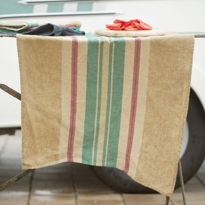 Surfers Stripe Tablerunner