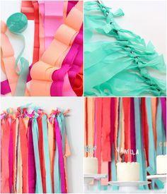 1000+ ideas about Streamer Backdrop on Pinterest   Balloons ...