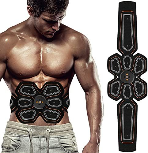 Enjoy Exclusive For BLUE LOVE ABS Stimulator Muscle Toner