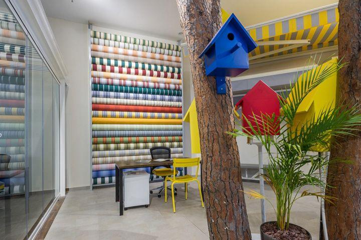 Captivating Solaris Showroom By Studio Samuelov, Petach Tikva U2013 Israel » Retail Design  Blog