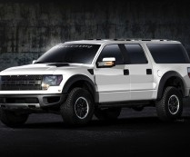 2013 Hennessey Ford VelociRaptor SUV ( 2013 Ford F-150 SVT Shelby Raptor) YES PLEASE!!! My dream car!