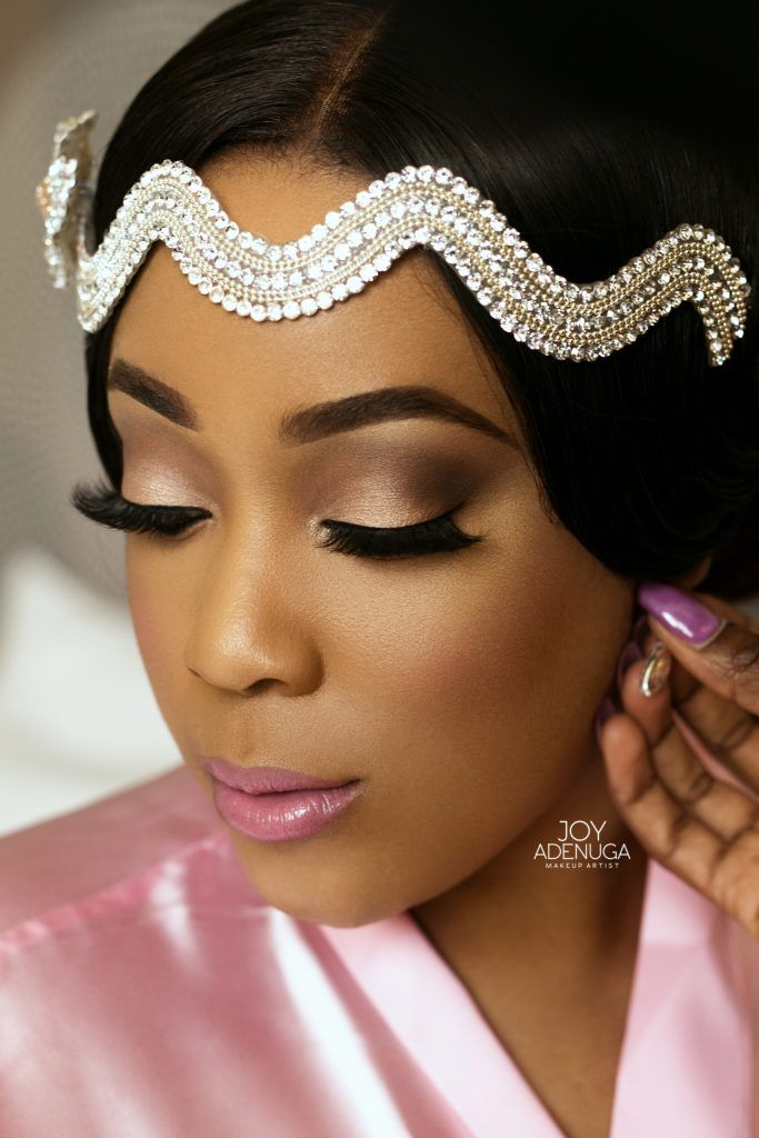 Wedding Makeup Looks For Black Hair : 25+ best ideas about Black Bridal Makeup on Pinterest ...