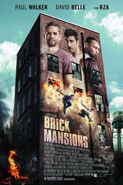 Paul Walker's 'Brick Mansions' Trailer Released [VIDEO]