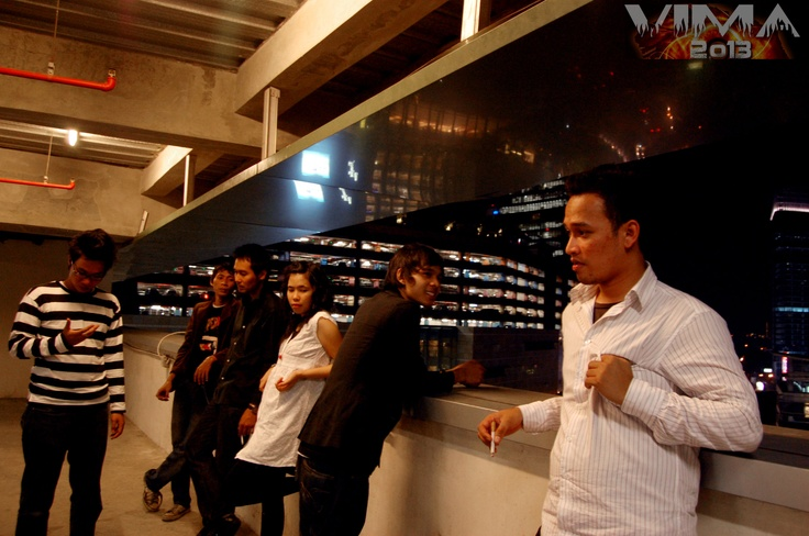 lack Star mewakili Indonesia di ajang VIMA 2013 Music Awards