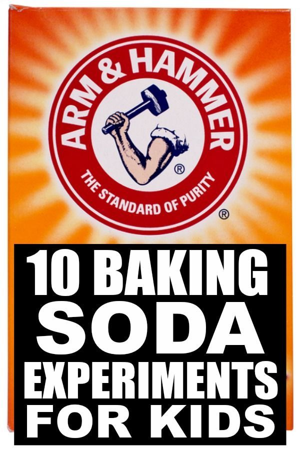 If your kids enjoy making messes and/or you're looking for boredom busters for rainy afternoons, check out this collection of baking soda experiments for kids. We're big fans of #s 2 and 7. Who knew baking soda could be so much fun??!