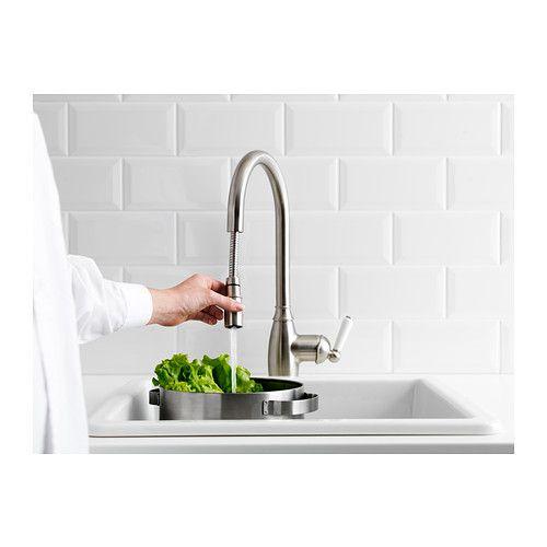 ELVERDAM Single lever kitchen faucet - IKEA