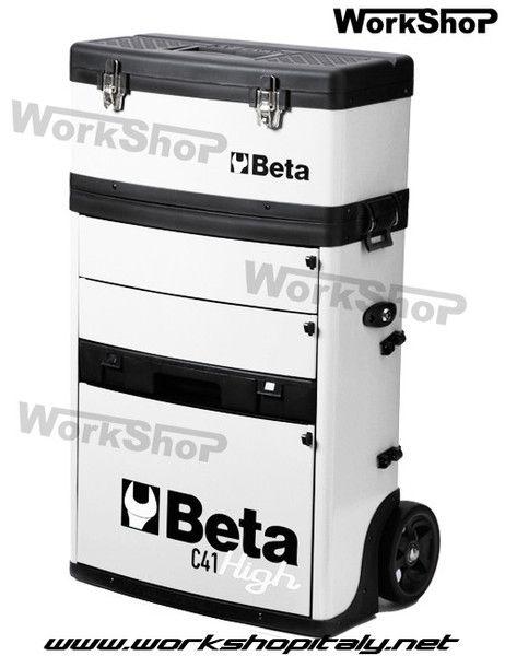 Trolley Beta C41H Bianco