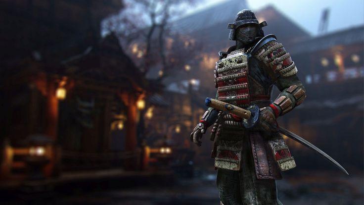 For Honor - Samurais #ForHonor #Ubisoft #PC #PS4 #XboxOne #Vikings #Samurais #Medieval #Adventure #Games #VideoGames
