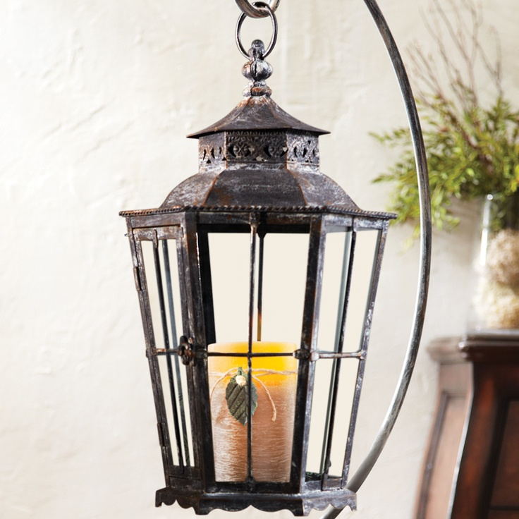 "The Chateau Light Collection $29.99. http://lorihevalow.athome.com  The Chateau Light Collection...Create your own chateau of beautiful glowing light with this fabulously classic and lovely lantern! Display a serene scene with candles and this beautiful lantern! Use in a covered area. Lantern stand sold separately. 101⁄2""l x 91⁄2""w x 191⁄2""h"