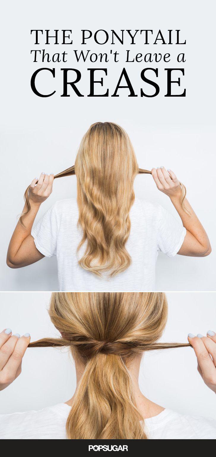 hair tricks ideas