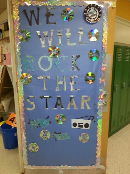 Classroom Decoration Ideas Quiz : Best images about staar door decoration on pinterest
