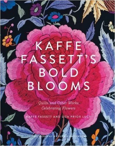 Kaffe Fassett's Bold Blooms: Quilts and Other Works Celebrating Flowers: Kaffe Fassett, Liza Prior Lucy: 9781419722363: Amazon.com: Books