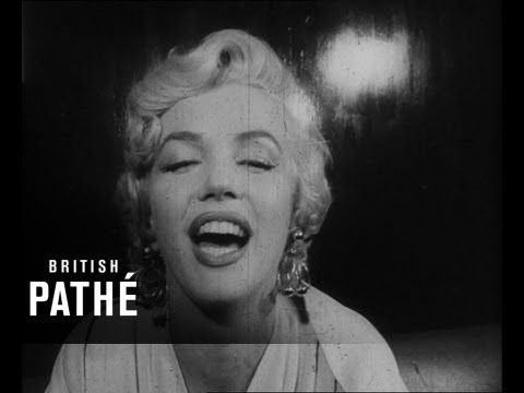 ▶ Death of Marilyn Monroe Newsclip [HD] - YouTube