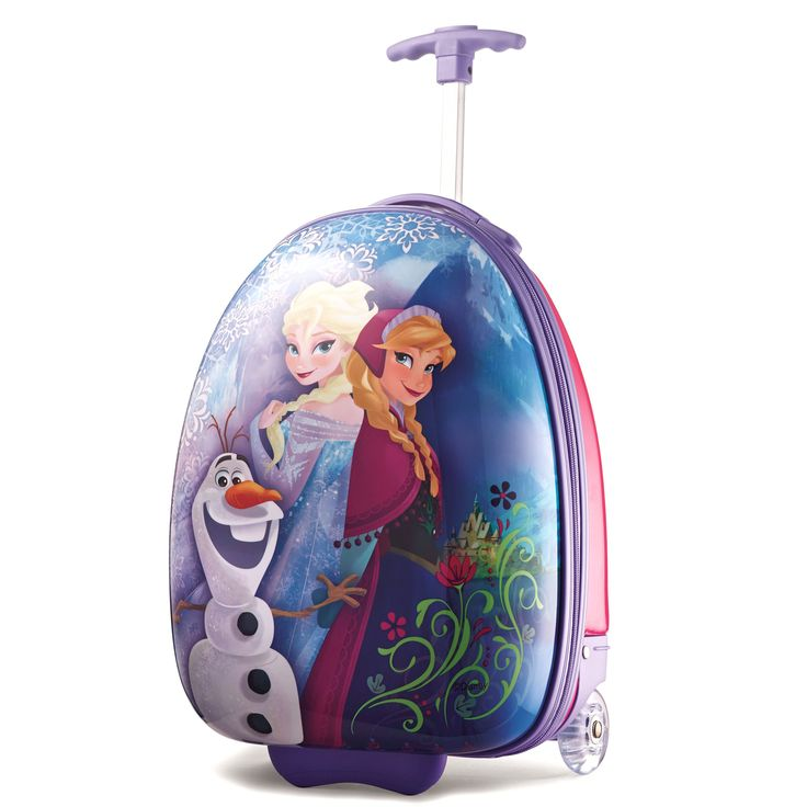 Disney Frozen 18 Hardside Rolling Suitcase by American Tourister - Upright  Luggage - Macy's