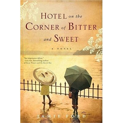 Hotel on the Corner of Bitter and Sweet - Fantastic novel about the WW2 Japanese Internment in the Seattle/Puyallup area. Fictional, but enlightening...