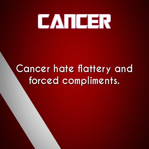 cancer daily astrology fact. Omg yesss