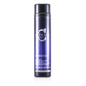 Catwalk Fashionista Violet Shampoo (For Blondes and Highlights) - 300ml-10.14oz