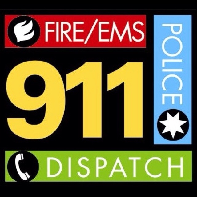 In honor of all the dispatchers on National Public Safety Telecommunicators Week