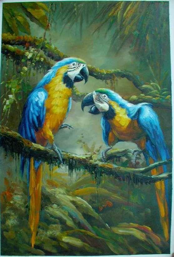 Pinturas Lindas de Animais,de Artistas Diversos - Crisarts