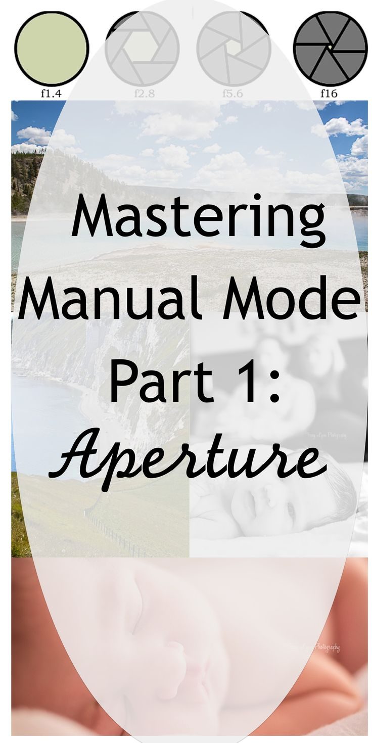 Mastering Manual Mode - Part 1: Aperture