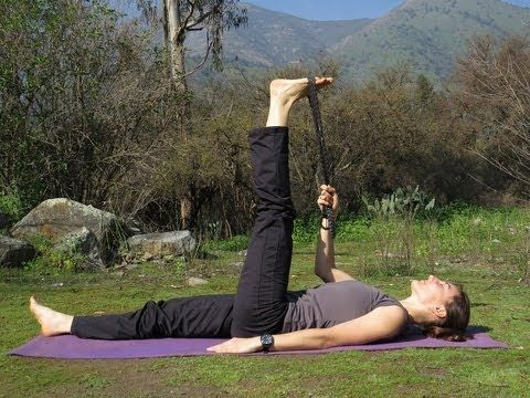 Hatha Yoga para principiantes - Beginner hatha yoga class