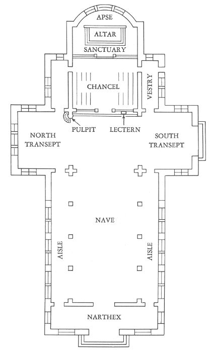 Church plan church plans pinterest church for Church floor plan designs