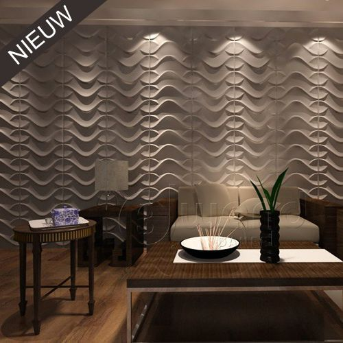 3D Wandpanelen Dragon Is Nieuw In Het Assortiment Van Design Your Home. 3D  Wandpanelen Een